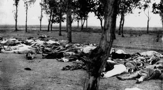 Rencontres de l'IiRCO – Mémoires des crimes de masse – Le génocide des Arméniens