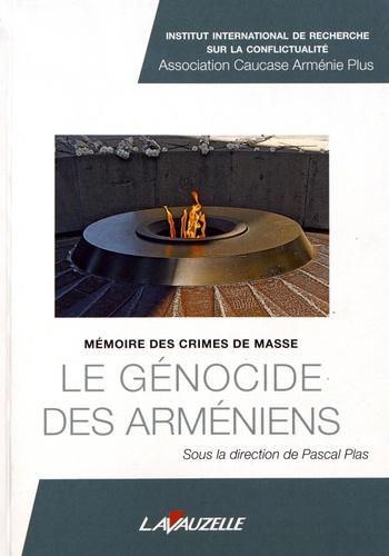 Parution de l'ouvrage mémoire des crimes de masse le génocide des arméniens
